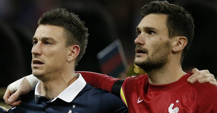 Laurent Koscielny: May miss WBA game
