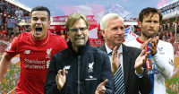 Liverpool v Crystal Palace: Meet at Anfield on Sunday