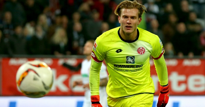 Loris Karius: Wants to replace Simon Mignolet