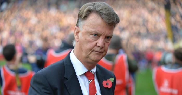 Louis van Gaal: Delivering a 'poor brand of football'