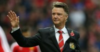 Louis van Gaal: Manager happy with his side's performance