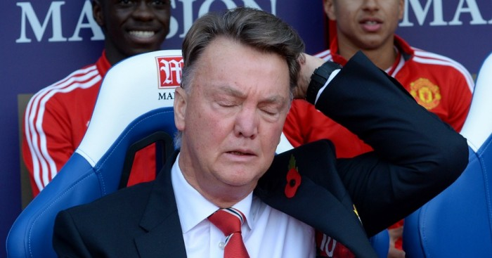 Louis van Gaal: Manchester United boss defended by Harry Redknapp