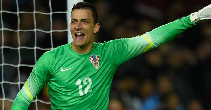 Lovre Kalinic: Linked with a move to the Premier League