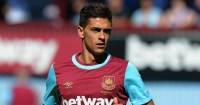 Manuel Lanzini: Ruled out of FA Cup tie