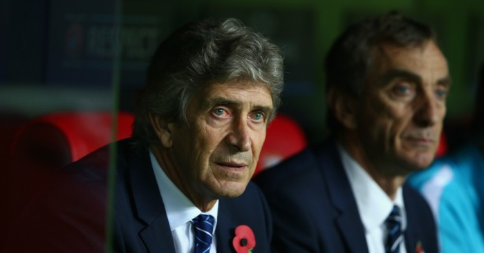 Manuel Pellegrini: Manager says colleagues deserve more time
