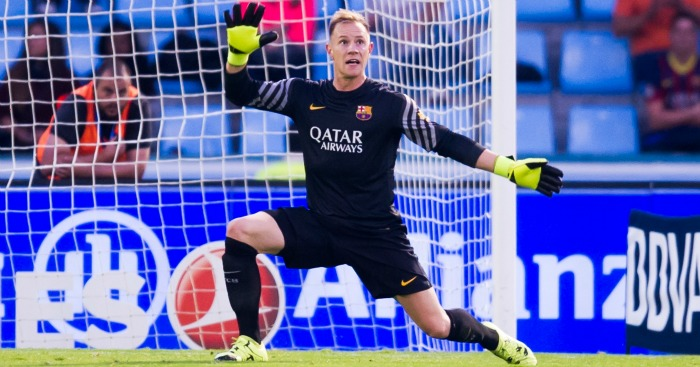 Marc-Andre Ter Stegen: City bound