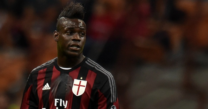 Mario Balotelli: Linked with Serie A return