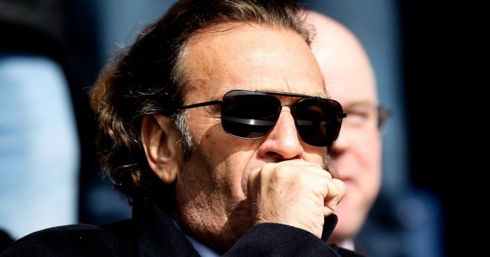 Massimo Cellino: Controversial figure