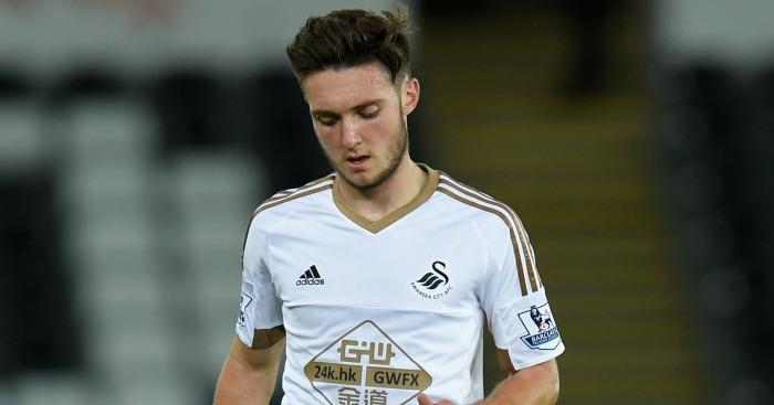 Matt Grimes: Swansea may send him out on loan