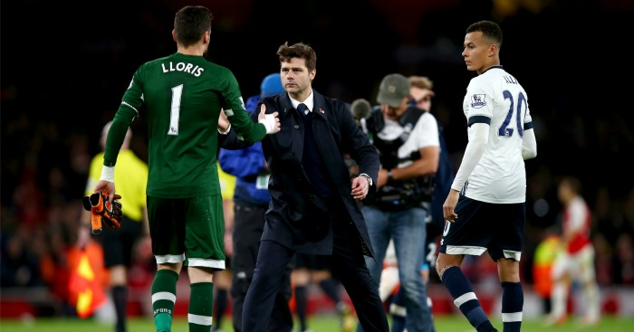 Mauricio Pochettino: Felt Tottenham could have won at Arsenal