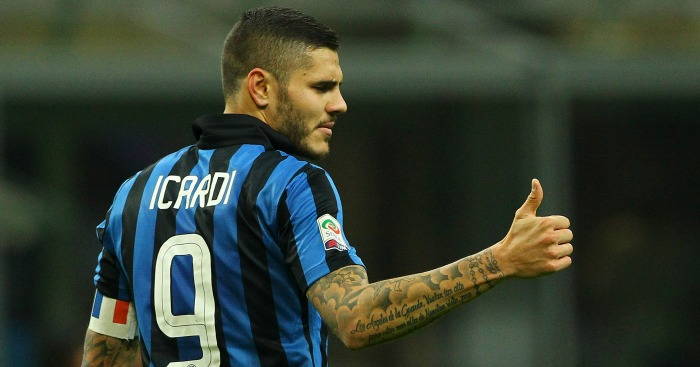 Mauro Icardi: Linked with Liverpool switch