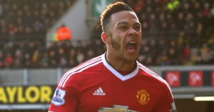 Memphis Depay: Impressed up front for Manchester United