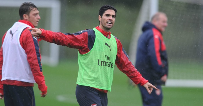 Mikel Arteta: Arsenal captain expects physical Tottenham