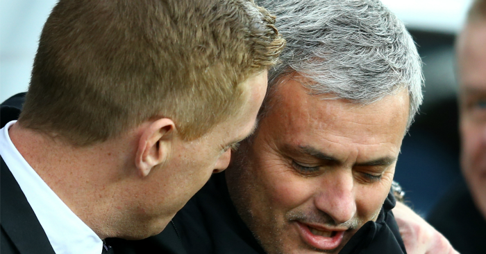 Garry Monk: Assistant wants Mourinho in last 16