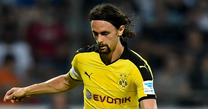 Neven Subotic: Linked with move to Liverpool
