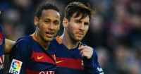 Neymar & Lionel Messi: Linked with Premier League moves