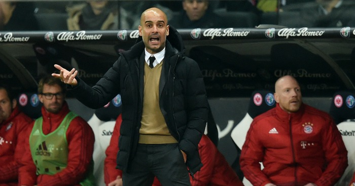 Pep Guardiola: Manager has been linked with England role