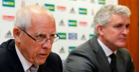 Peter Coates: Wants Academy stars in Stoke City first team