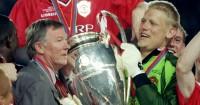 Peter Schmeichel Manchester United TEAMtalk