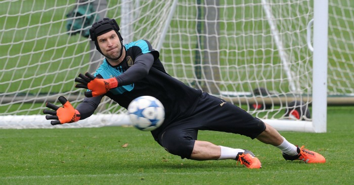 Petr Cech: Arsenal keeper shocked by Chelsea's struggles