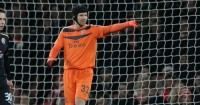 Petr Cech: Goalkeeper missed previous game with Olympiacos