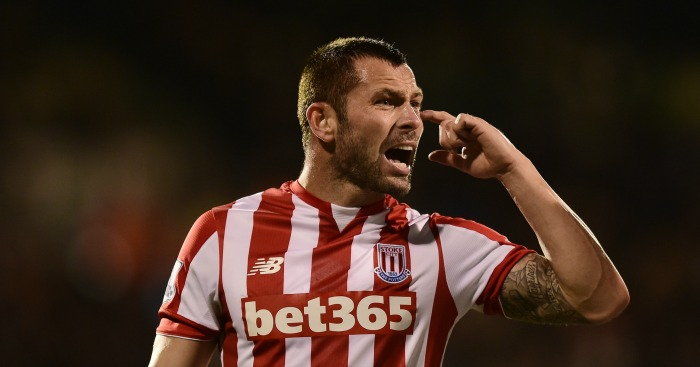 Phil Bardsley: Not looking to leave Stoke City on loan