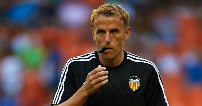 Man Utd make plans to lure Neville's son from Valencia