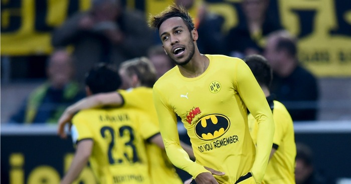Pierre-Emerick Aubameyang: Borussia Dortmund striker linked with move