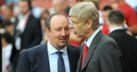 Rafael Benitez: Handed backing by Arsene Wenger