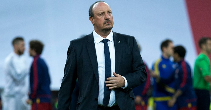 Rafael Benitez Real Madrid TEAMtalk