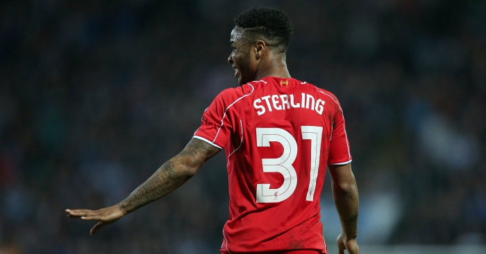 Raheem Sterling: Turned his back on Liverpool