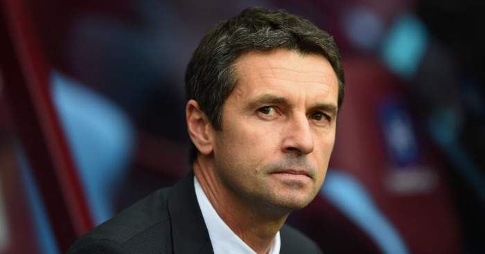 Remi Garde: Yet to taste victory in eight games