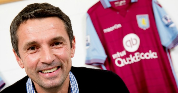 Remi Garde: Main aim is ensuring Villa's safety