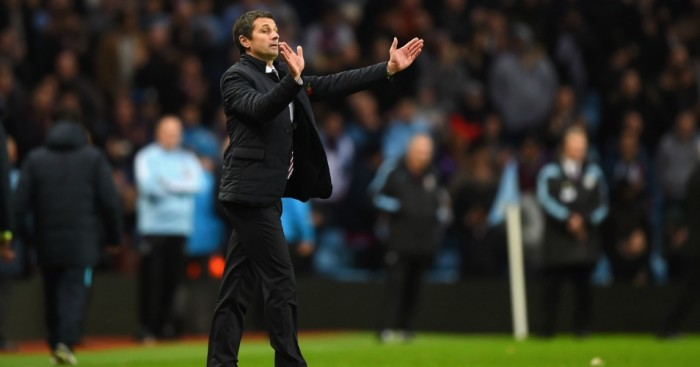 Remi Garde: Manager guided Villa to first point since August