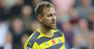 Rob Elliot: String of fine saves for Newcastle
