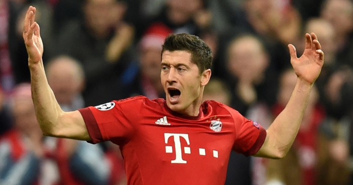 Robert Lewandowski: Hot property