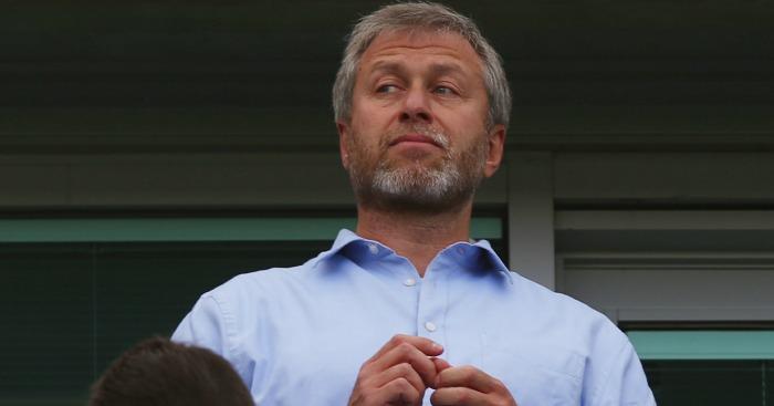 Roman Abramovich: Chelsea's Russian owner