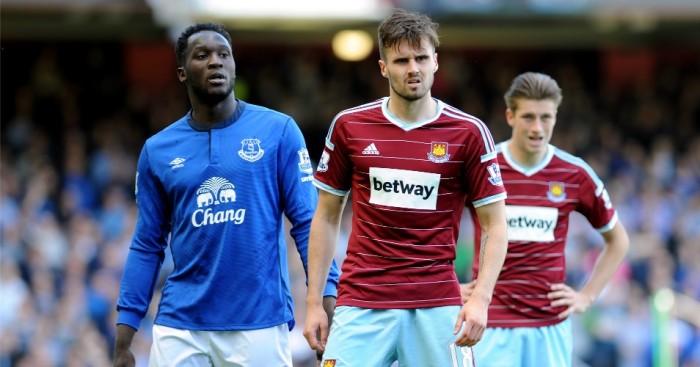 Romelu Lukaku: Superb record for Everton against West Ham