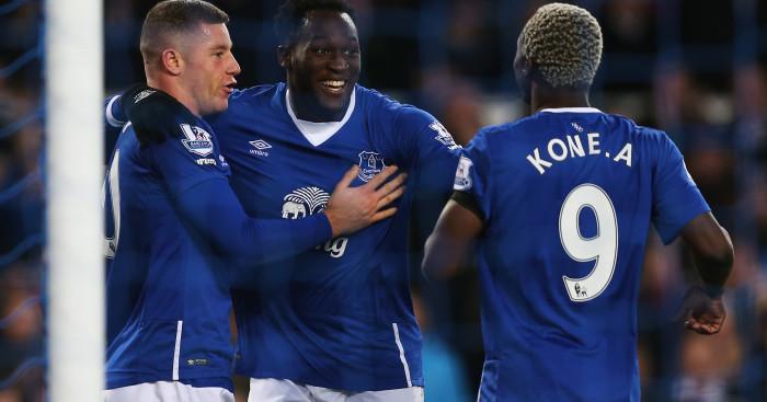 Romelu Lukaku: Can get among the goals again