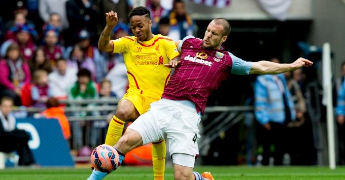 Ron Vlaar: Defender a free-agent after leaving Aston Villa