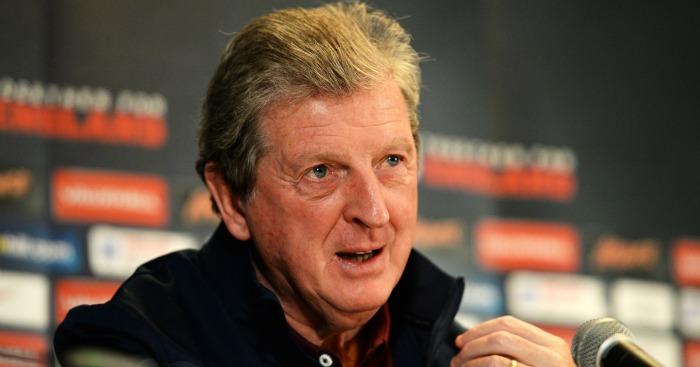 Roy Hodgson: Plotting England's tactics