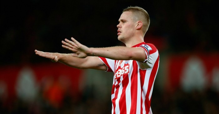 Ryan Shawcross: Stoke City captain could return against Southampton