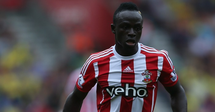 Sadio Mane: Southampton forward fit to face Crystal Palace
