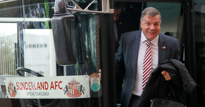 Sam Allardyce: Wants to shore up leaky Sunderland defence