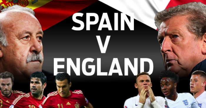 Spain v England: Tough friendly for Roy Hodgson's side