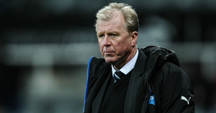 Steve McClaren: Acknowledges Newcastle United need to score more goals