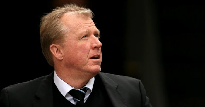 Steve McClaren: Set to return to iPro Stadium