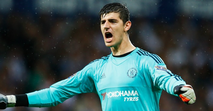 Thibaut Courtois: Linked with Real Madrid move
