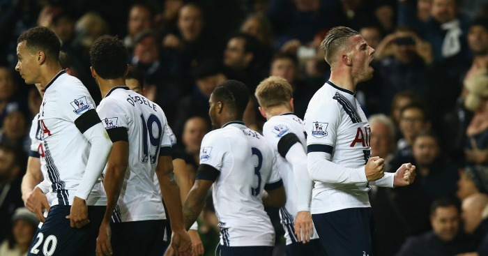 Tottenham: Insists Spurs can handle busy run of matches
