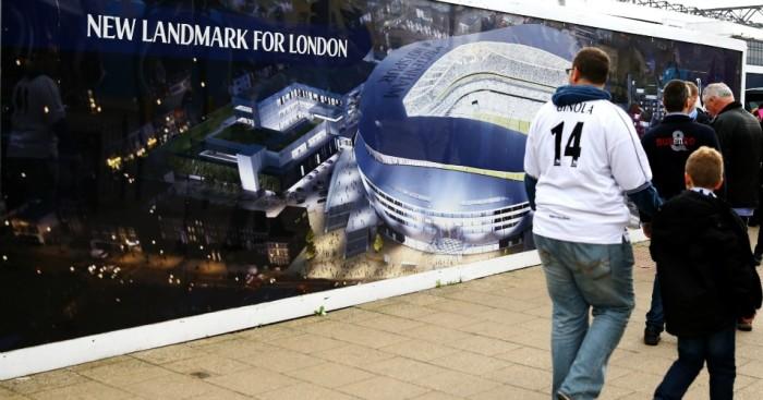 Tottenham new stadium TEAMtalk